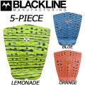 BLACKLINE ブラックライン デッキパッド 5-PIECE 5ピース