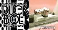 BONBAS 【ボンバス】 DUCK BOLT 【ダックボルト】 フィンボルト ワンタッチフィンロックシステム 【日本製】