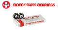 BONES BEARINGS 【ボーンズ】 スケートボード ベアリング SWISS 【スイス】 スケボー sk8