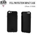 DEATH LENS �ǥ���� DEATH  DIGITAL FULL PROTECTION IMPACT CASE iPhone 6��6S�ѡʥ����ե�������