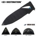 サーフボードケース メッシュケース ファンボード DESTINATION ディスティネーション MESH CASE FUN 7'6