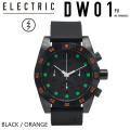 2014 ELECTRIC エレクトリック 腕時計 【DW01 EW3003 PU BLACK ORANGE】 [WATCH・時計] 【ラッピング可】