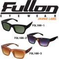 【現品限り】Fullon フローン サングラス UVカット レンズ 正規品 ORANGE LABEL FOL166 [99%UVカットレンズ]