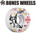 BONES WEELS ボーンズ ウィール HARTCHEERS 51mm [STF] スケートボードウィール 正規品