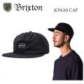 ブリクストン JONAS CAP 帽子 メンズ キャップ BRIXTON