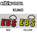 eb's  ���ӥ� ���ƥå��� EB'S KUMO ���åƥ����Ρ��ܡ��ɥ��ƥå���
