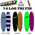 ��ͽ����9��ʹ�����ͽ���2016 ODYSEA ���ǥ����������եܡ��� LOG 7'0 TRI CATCHSURF ����å������� ���եȥܡ��� ���ݥ󥸥ܡ��� �ե���ܡ���