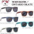 代引き手数料無料 Proof EYEWEAR プルーフ サングラス ONTARIO SKATE オンタリオ スケートコレクション 正規品