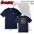 ALTAMONT メンズ Tシャツ 半袖 PULP STACKED アルタモント 2017