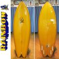 【送料無料】RAINBOW レインボー サーフボード QUAN 5'6 Mango Gold クァン GREENROOM グリーンルーム トランジッションボード