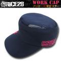 RICE28 【ライス28】 WORK CAP 【メッシュワークキャップ】 フォローズ限定カラー 帽子