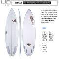 【送料無料】Lib Tech リブテック サーフボード RINGER リンガー 5FIN ショートボード