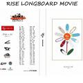サーフィン SURF DVD ライズ RISE Longboard Movie