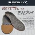 ����������Ź��SUPER FEET �ڥ����ѡ��ե����ȡ� merino GREY �ڥ��Υ��쥤�� ������ �ڥ��Υ��졼��