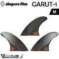 SHAPERS FIN �������ѡ����ե��� GARUT-1 ���� �����ܥ�ե쥢 M������ TRI�ե���
