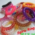 SpiraRing 【スパイラリング】 SpiraBig スパイラビッグ  クリアーグレデーションカラー  8color