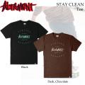 ALTAMONT メンズ Tシャツ 半袖 STAY CLEAN アルタモント 2017
