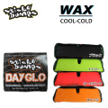 STICKY BUMPS スティッキーバンプス サーフワックス DAY GLO WAX【COOL-COLD】サーフィン・カラーワックス