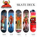 スケートボード デッキ TOY MACHINE トイマシーン SKATEBOARD スケボー sk8