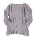 rulezpeeps �ʥ롼�륺�ԡ��ץ��� 16RZ0021F Smile Wool Long Sleeve LadiesTee