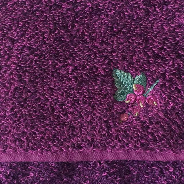 フランジュールの高級タオル,LUMIEREルミエール 1本1本の糸の色が光を放った様なルミエール(光)