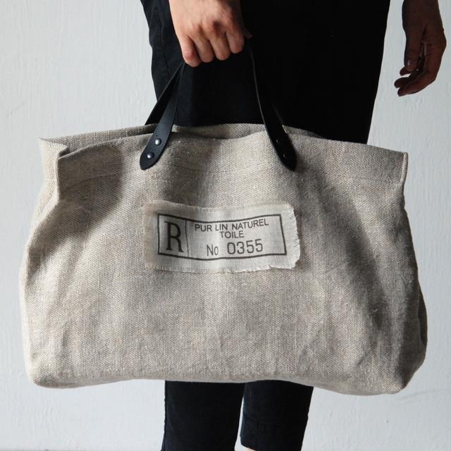 フランジュール francjour オリジナルリネンバッグ