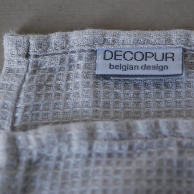 DECOPUR デコピュール、ベルギーリネンのアイテム