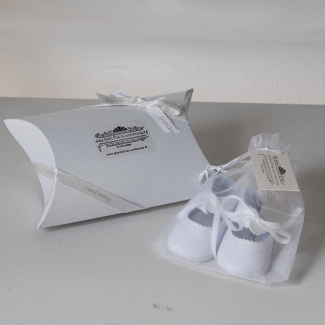 ル・プチ・フィス・デュ・コルドニエ   Le Petit Fils du Cordonnier オーガンジサック ( PF-ORGANZA ) & ホワイトボックス ( PF-WHITEBOX )