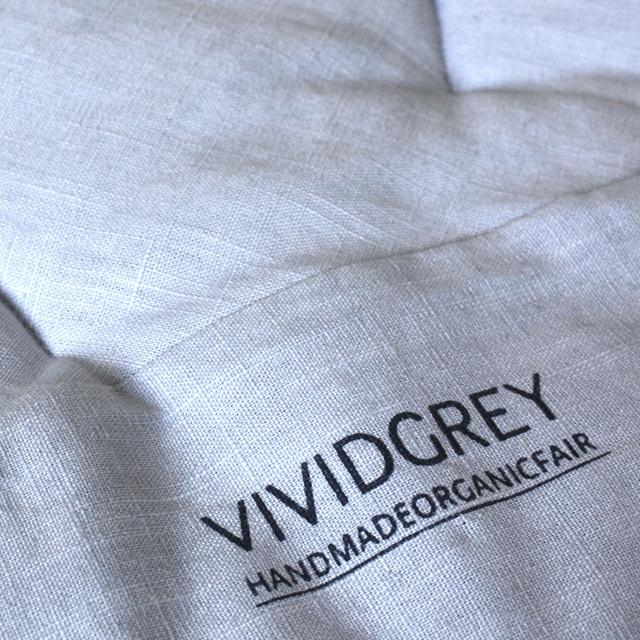 VIVIDGREY ヴィヴィドグレー オーストリア オーガニックコットンリネン
