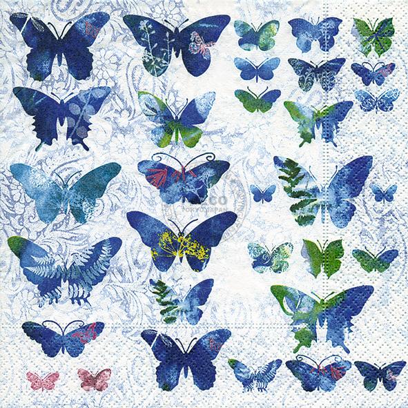 Paper+Design ペーパーナプキン <ランチ> Fly away(21787)【クロネコDM便OK】