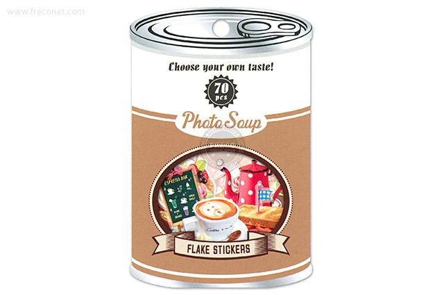フォトスープ カフェ(91163)【メール便OK】
