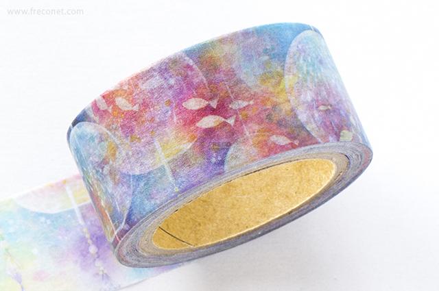星空百貨マスキングテープ 真夏の夜の夢語り(HH-HK01)【クロネコDM便OK】
