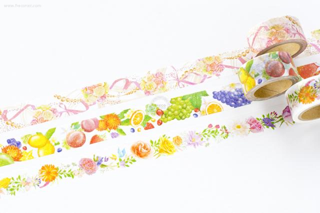 星空百貨マスキングテープ 5th おまとめパック(HH-LM01~03)【クロネコDM便OK】