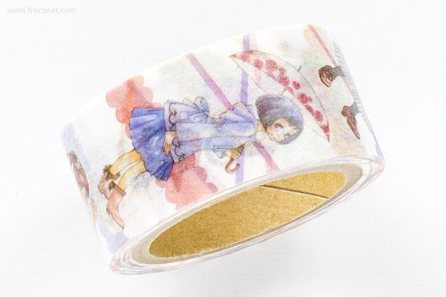 星空百貨マスキングテープ きみとまちあわせ(HH-YS08)【クロネコDM便OK】