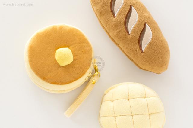 パン型ポーチ【宅急便配送】