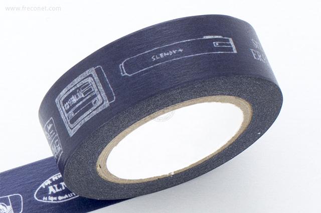 KITERA マスキングテープ シード ブルーイラスト(KMT-SD3)【クロネコDM便OK】