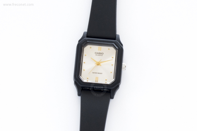 CASIO 腕時計 スクエア スモール シルバー(LQ-142E-7A)【クロネコDM便OK】