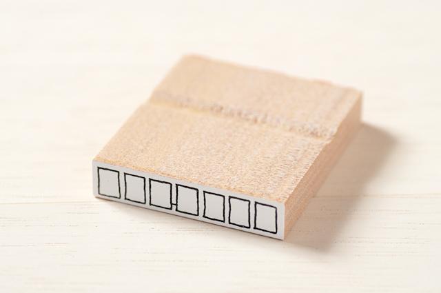 moda オフィススタンプ(郵便番号) ST-2341【メール便OK】