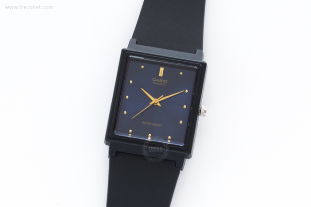 CASIO 腕時計 スクエア ミッドブルー(MQ-38-2A)【クロネコDM便OK】