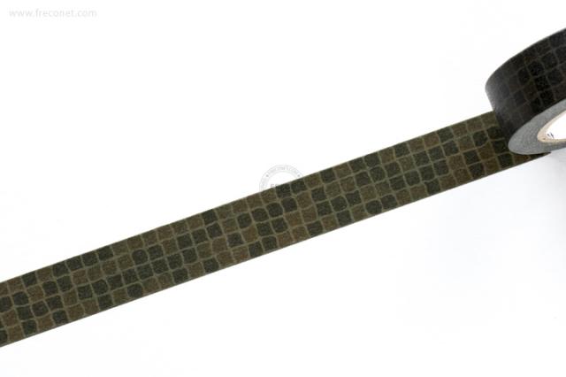 mt DECO ゆらぎタイル 緑(MT01D342)【クロネコDM便OK】