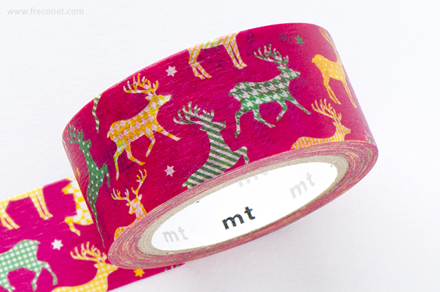 mt クリスマス 2015 トナカイ(MTCMAS59)【クロネコDM便OK】
