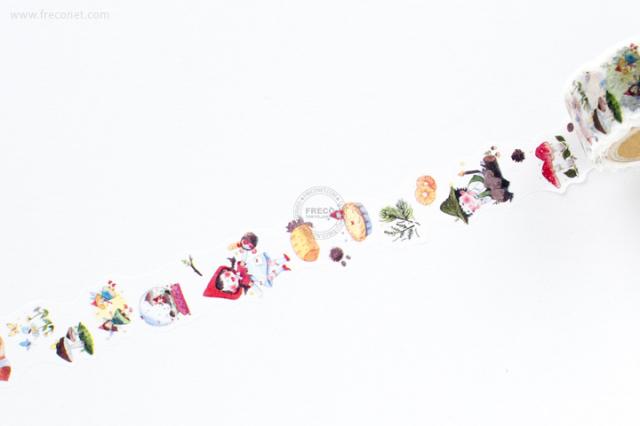 小莫文具マスキングテープ 小紅帽 - Friends (MTO-501215)【クロネコDM便OK】