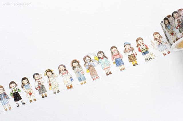 卓大王 Molintaマスキングテープ 第5弾 小穿塔(MTO-501250)【宅急便配送】