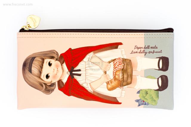 ペーパードールメイトペンケース ストーリーブック/サリー(PPC-S-sally)【クロネコDM便OK】