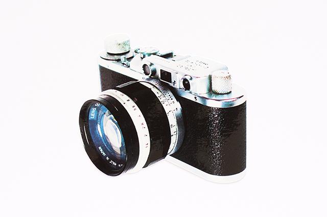Big Sticker カメラ(STK-BI1-A)【メール便OK】
