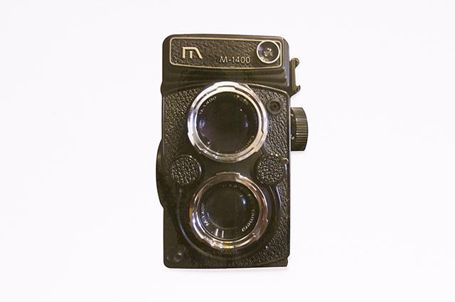 Big Sticker カメラ2(STK-BI1-K)【メール便OK】