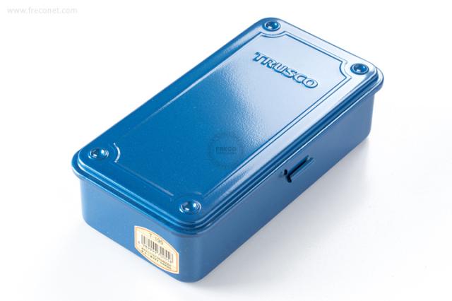 TRUSCO ツールボックス / ブルー(T-190)【宅急便配送】