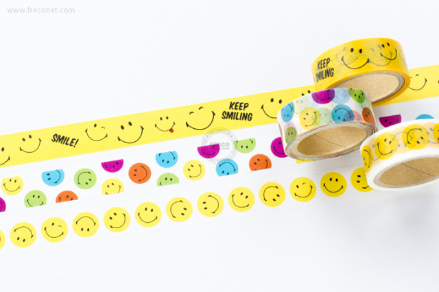 SMILEYマスキングテープおまとめパック(TS-28~30)【クロネコDM便OK】