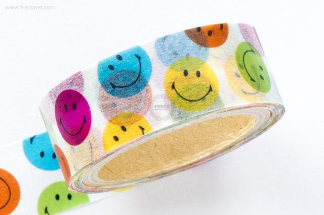 SMILEYマスキングテープ(TS-29)【クロネコDM便OK】