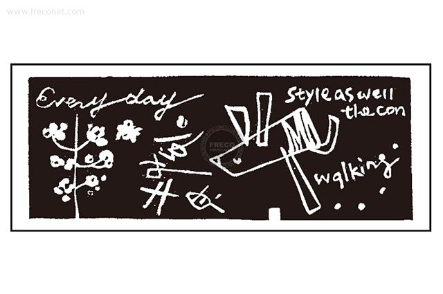 夏米花園スタンプ I5(XM-ST-083)【メール便OK】